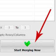 開始合併Excel文件